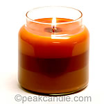 Layered Container Candles